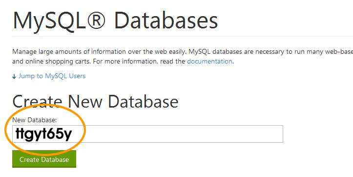 Crear Base de Datos - Paso 1