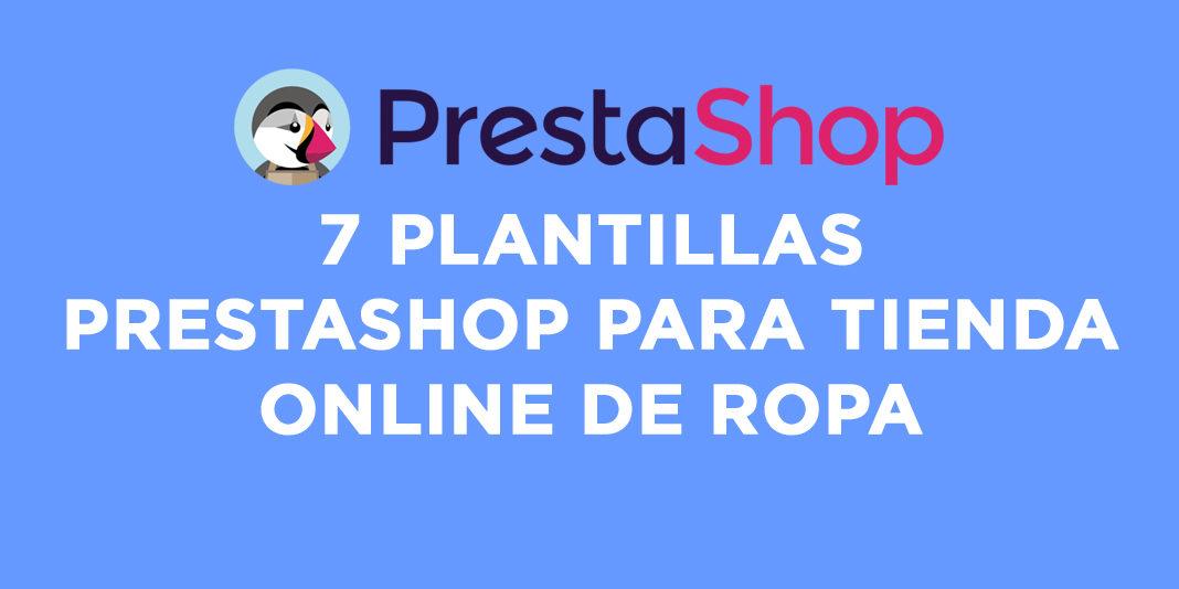 Una Para Tienda Ropa Online O De Moda Plantillas Crear Prestashop BexdorC