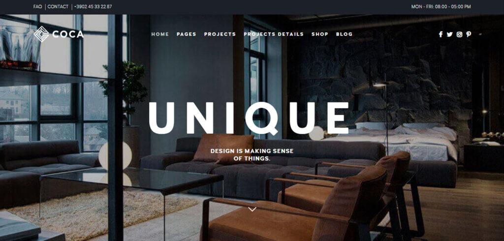 Diseño de Páginas Webs para Arquitectos 004