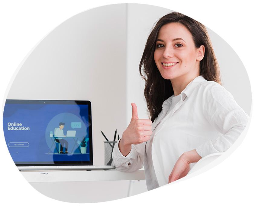 Diseño de Páginas Webs para Vender Cursos Online