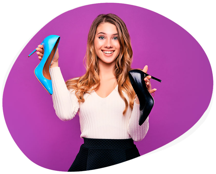 Diseño de tiendas profesionales para vender calzado