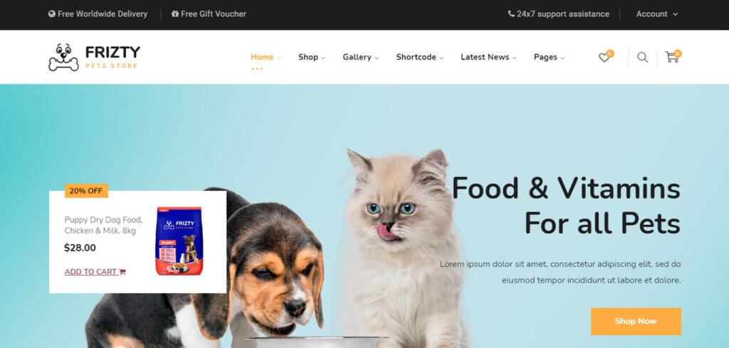 Tienda Online de Mascotas 007